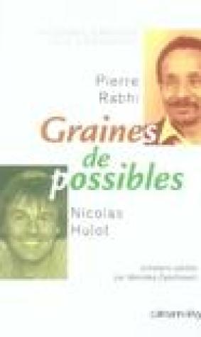 Graines de Possibles Regards Croises Ecologie