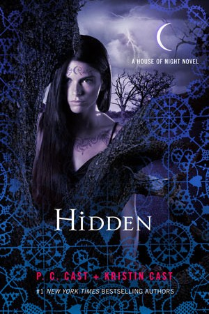Reading books Hidden (House of Night, #10)