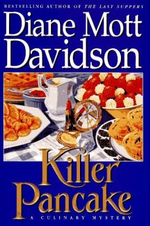 Reading books Killer Pancake (A Goldy Bear Culinary Mystery, #5)