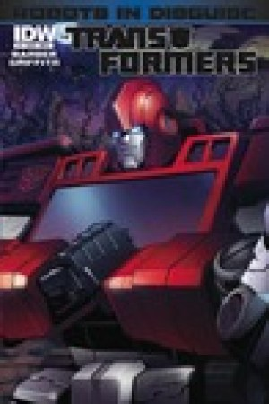 read online Transformers: Robots in Disguise, Volume 1