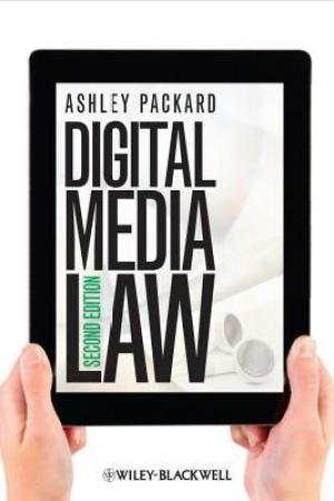 Reading books Digital Media Law