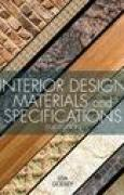 Download Interior Design Materials and Specifications books