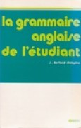 Download La grammaire anglaise de l'tudiant books