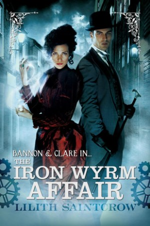 Reading books The Iron Wyrm Affair (Bannon & Clare, #1)