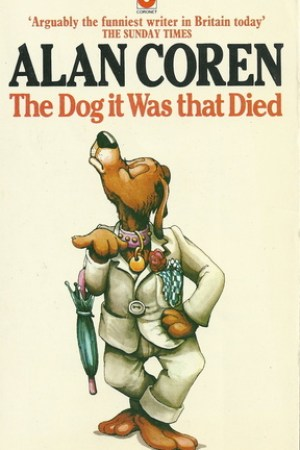 Reading books The Dog It Was That Died