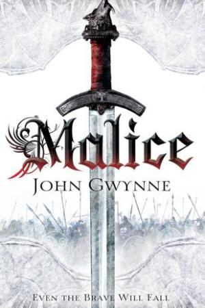Reading books Malice (The Faithful and the Fallen, #1)