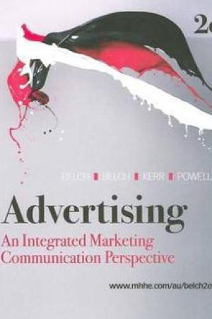 Reading books Advertising: An Integrated Marketing Communication Perspective