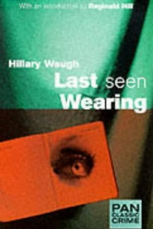 Reading books Last Seen Wearing
