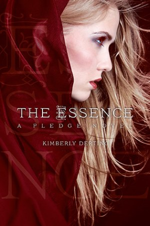 Reading books The Essence (The Pledge, #2)