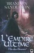 Download L'Empire ultime (Fils-des-Brumes #1) pdf / epub books