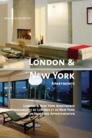 Reading books London & New York Apartments