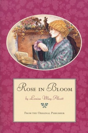 Reading books Rose in Bloom (Eight Cousins, #2)