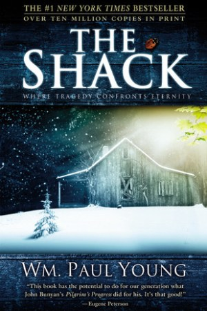 Reading books The Shack