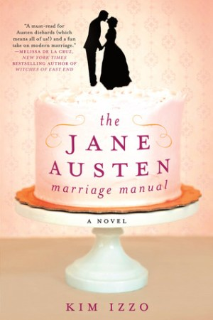 Reading books The Jane Austen Marriage Manual