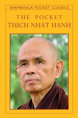 Reading books The Pocket Thich Nhat Hanh
