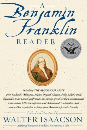 Reading books A Benjamin Franklin Reader