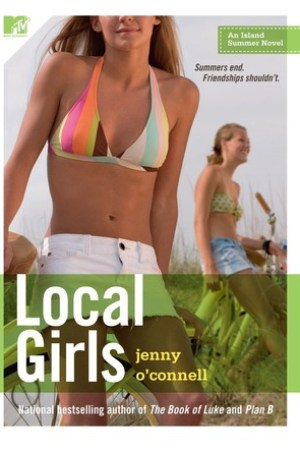 Reading books Local Girls (Island Summer, #1)