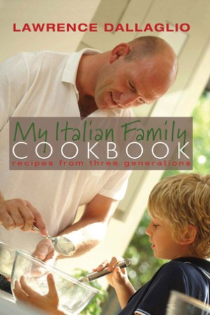Reading books My Italian Family Cookbook: Recipes from three generations