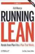 Download Running Lean: Iterate from Plan A to a Plan That Works books
