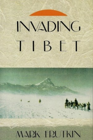 Reading books Invading Tibet