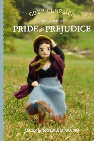 Reading books Cozy Classics: Pride and Prejudice
