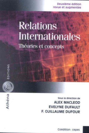 Reading books Relations Internationales: Theories et concepts