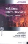 Download Relations Internationales: Theories et concepts pdf / epub books