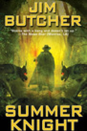 read online Summer Knight (The Dresden Files, #4)