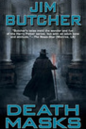 read online Death Masks (The Dresden Files, #5)