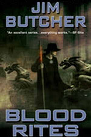 read online Blood Rites (The Dresden Files, #6)