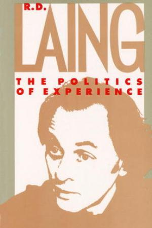 Reading books The Politics of Experience/The Bird of Paradise