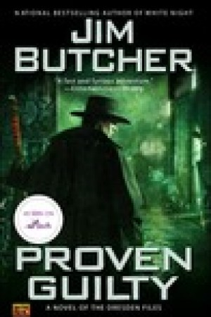 read online Proven Guilty (The Dresden Files, #8)