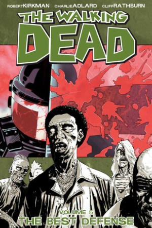 Reading books The Walking Dead, Vol. 05: The Best Defense