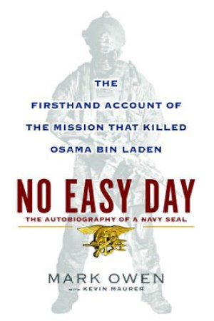 Reading books No Easy Day: The Firsthand Account of the Mission That Killed Osama Bin Laden