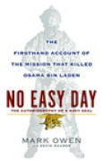 Download No Easy Day: The Firsthand Account of the Mission That Killed Osama Bin Laden pdf / epub books