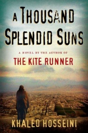 Reading books A Thousand Splendid Suns