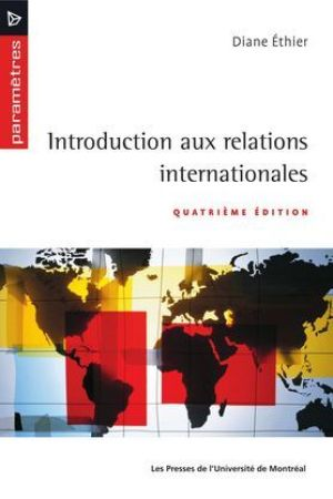 Reading books Introduction aux relations internationales