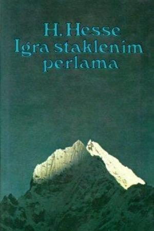 Reading books Igra staklenim perlama