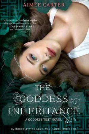 Reading books The Goddess Inheritance (Goddess Test, #3)