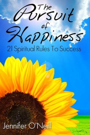 Reading books The Pursuit of Happiness: 21 Spiritual Rules to Success