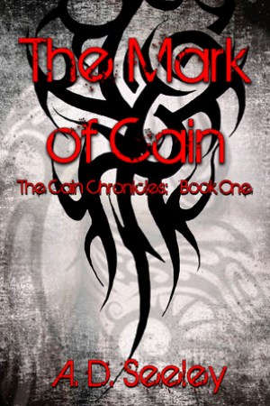 Reading books The Mark of Cain (The Cain Chronicles #1)