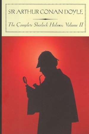 Reading books The Complete Sherlock Holmes, Vol 2