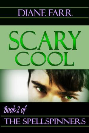 Reading books Scary Cool (The Spellspinners, #2)