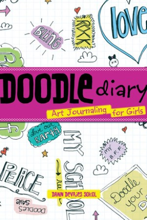 Reading books Doodle Diary: Art Journaling for Girls