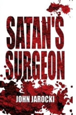 Reading books Satan's Surgeon