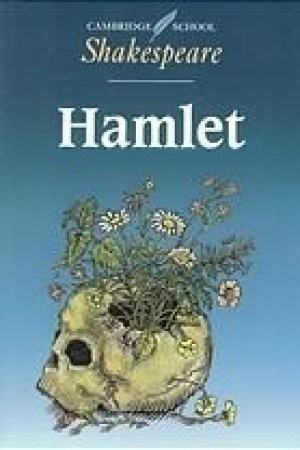Reading books Hamlet (School Shakespeare)