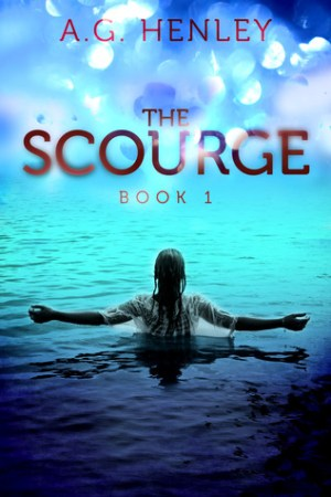 Reading books The Scourge (Brilliant Darkness, #1)