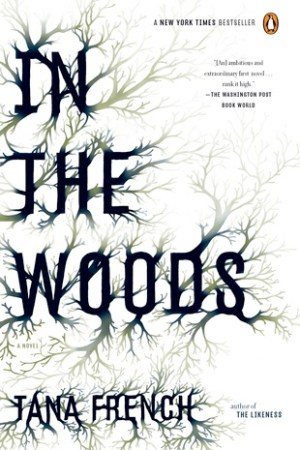 Reading books In the Woods (Dublin Murder Squad, #1)