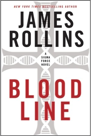 Reading books Bloodline (Sigma Force, #8)