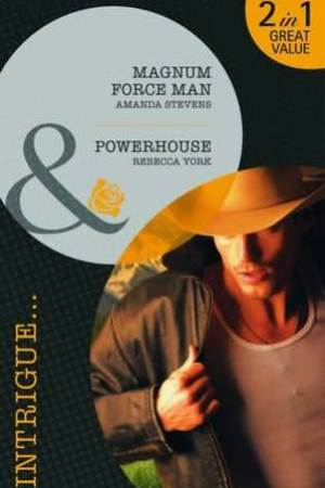 Reading books Magnum Force Man / Powerhouse